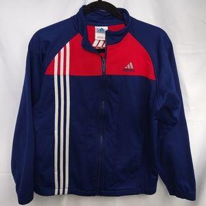 Adidas Youth Track Jacket Sz Large (14-16)